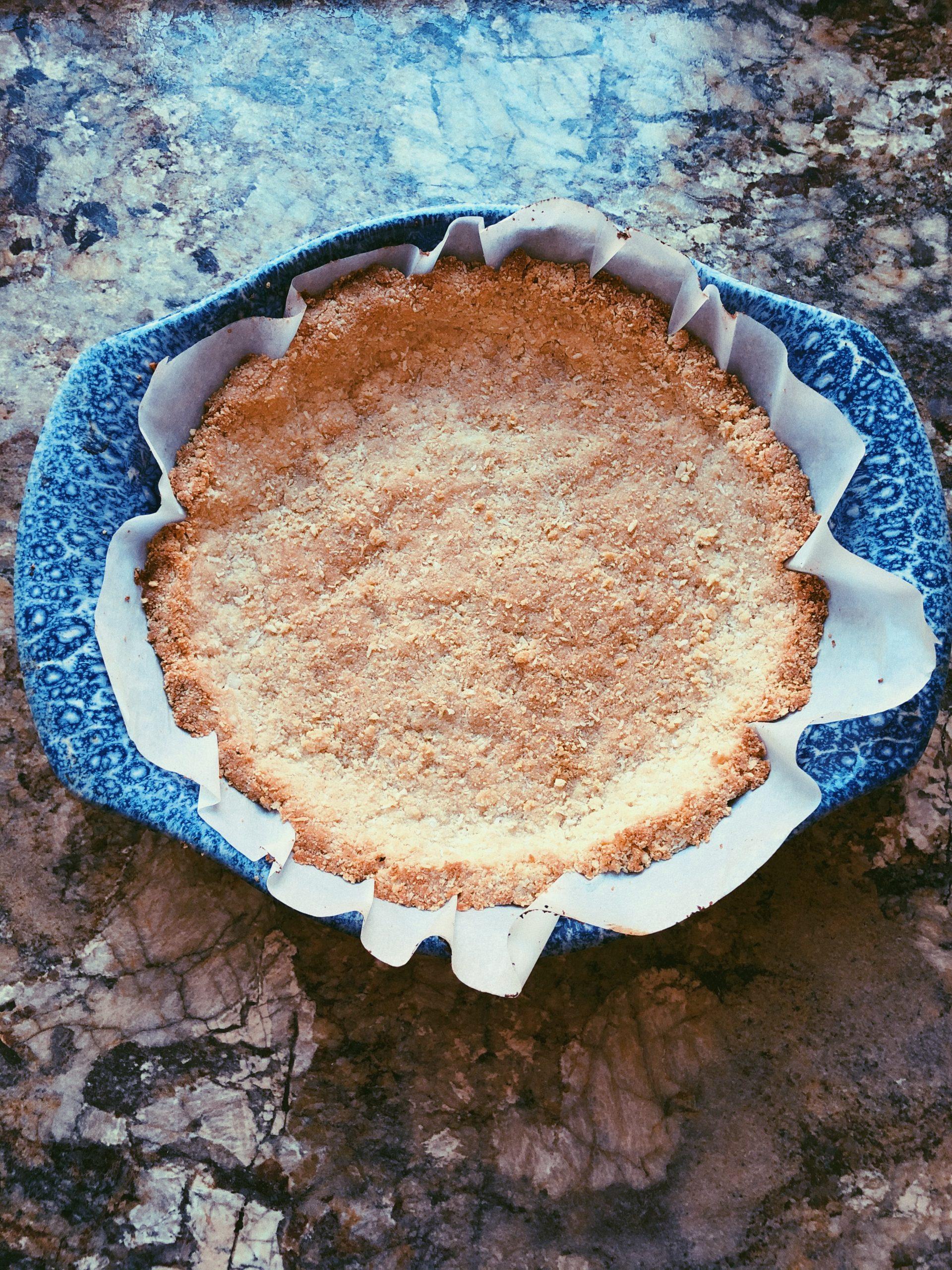 grain free lemon meringue pie, scd diet