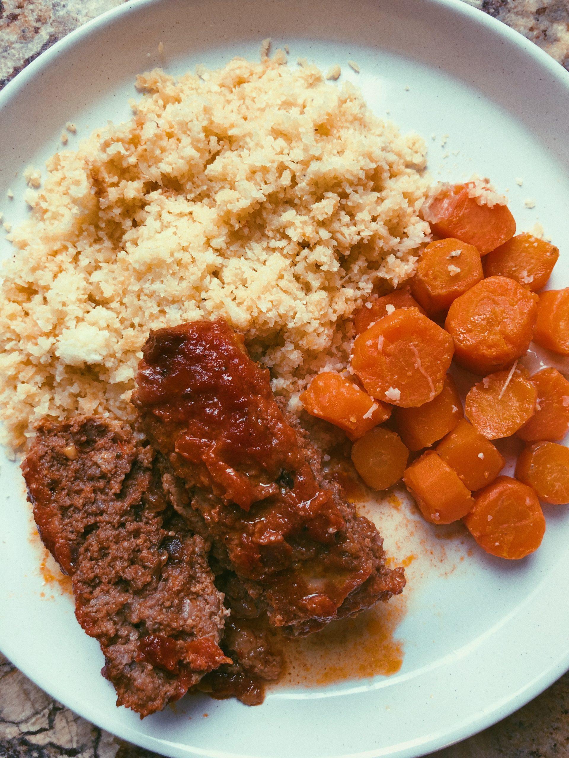 scd diet homemade meatloaf, paleo