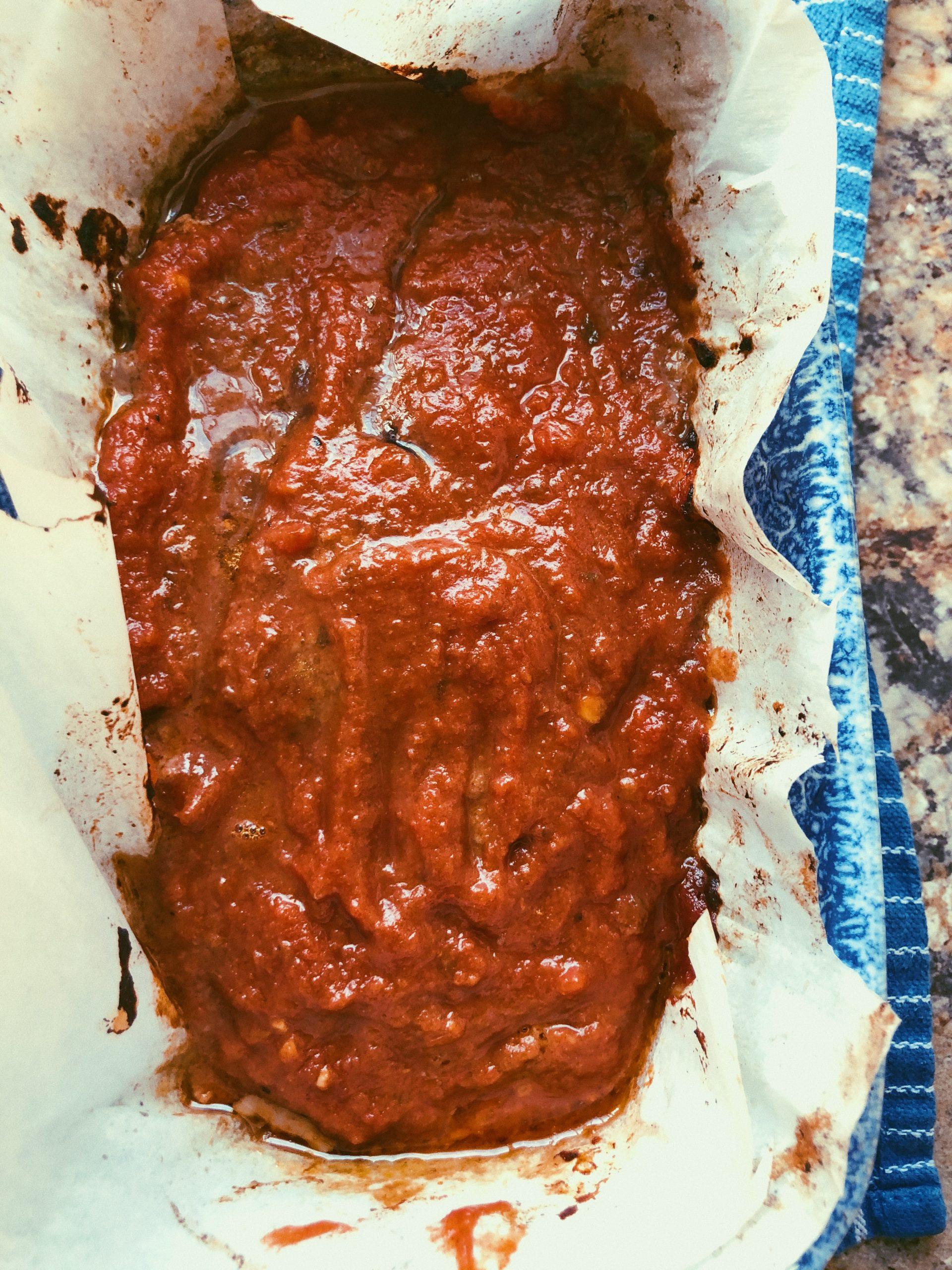 homemade meat loaf, paleo & scd diet
