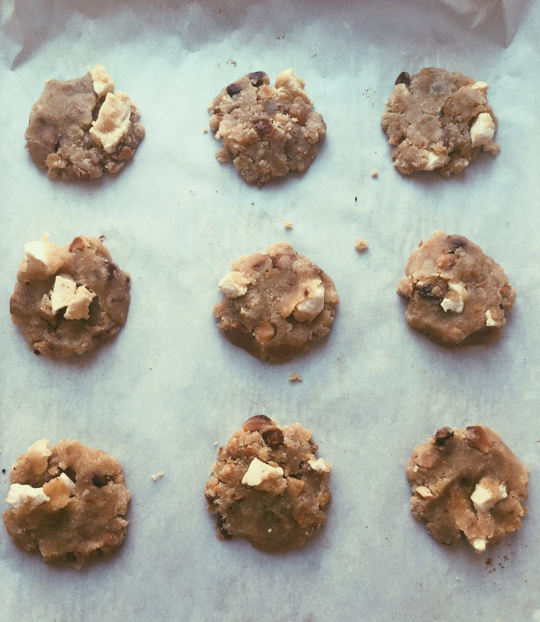 marshmallow macadamia cookies scd diet