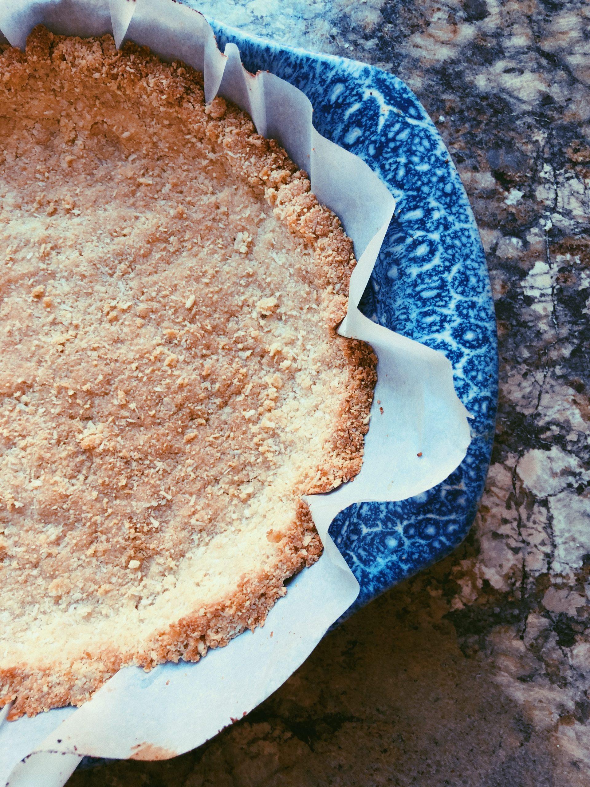 grain free, easy pie crust scd legal