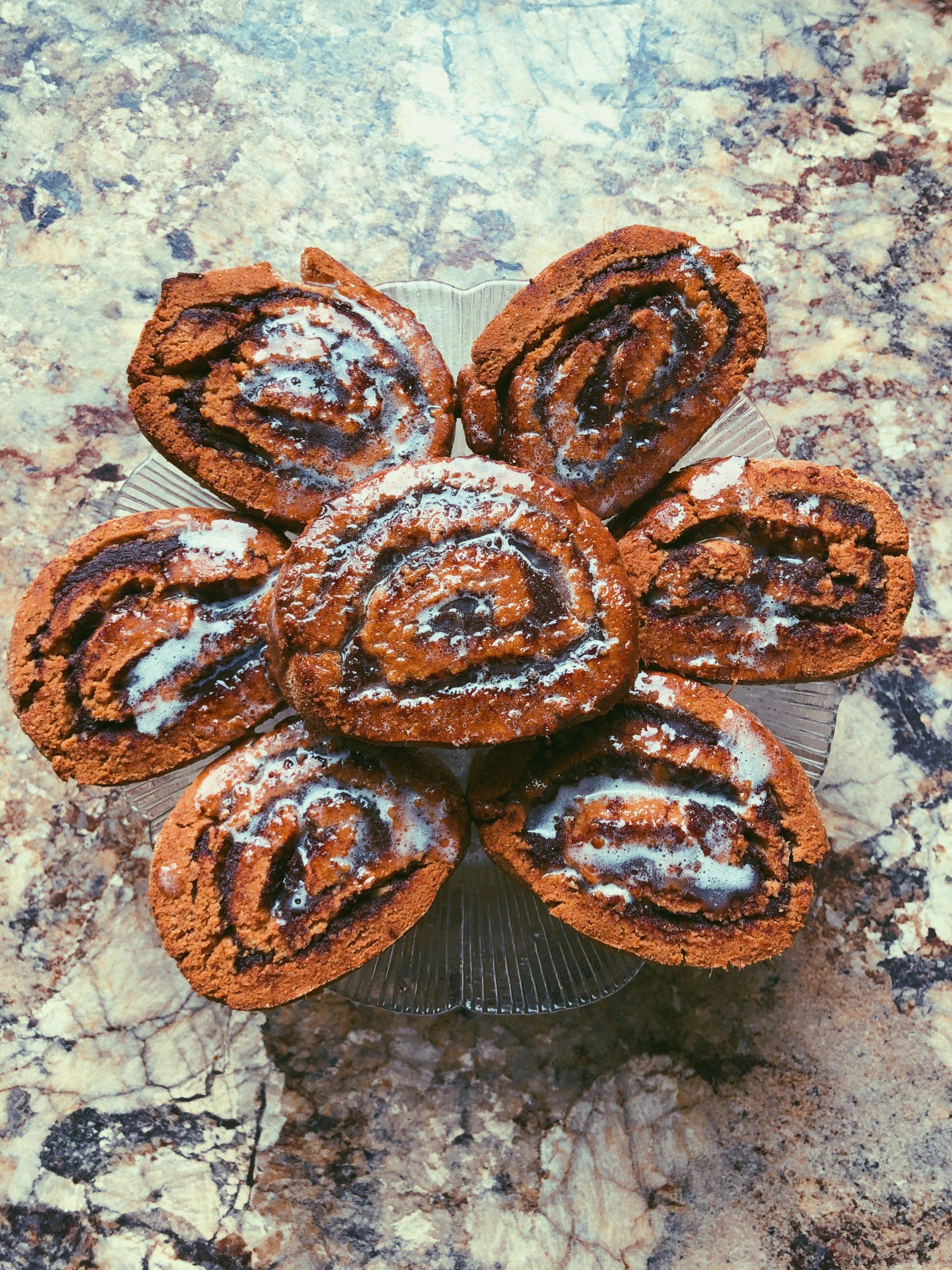 grain free cinnamon rolls scd legal