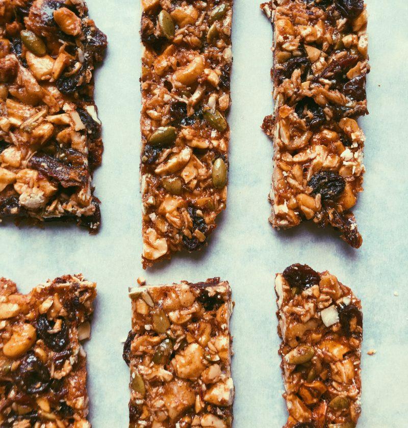 crunchy cashew granola bars scd legal