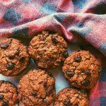 raisin bran muffins grain free, scd diet