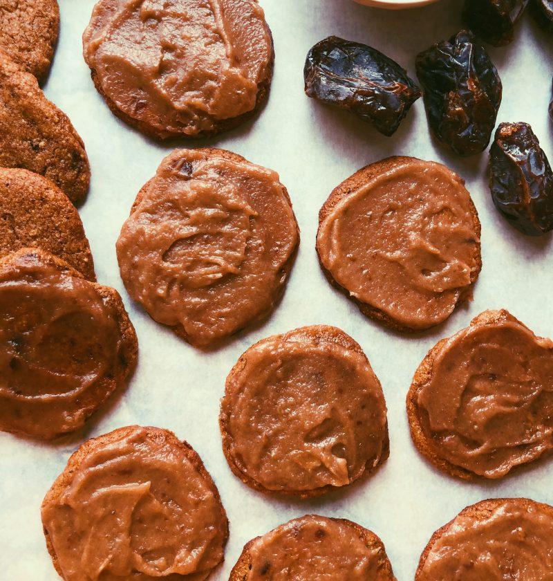 grain free soft sugar pie cookies