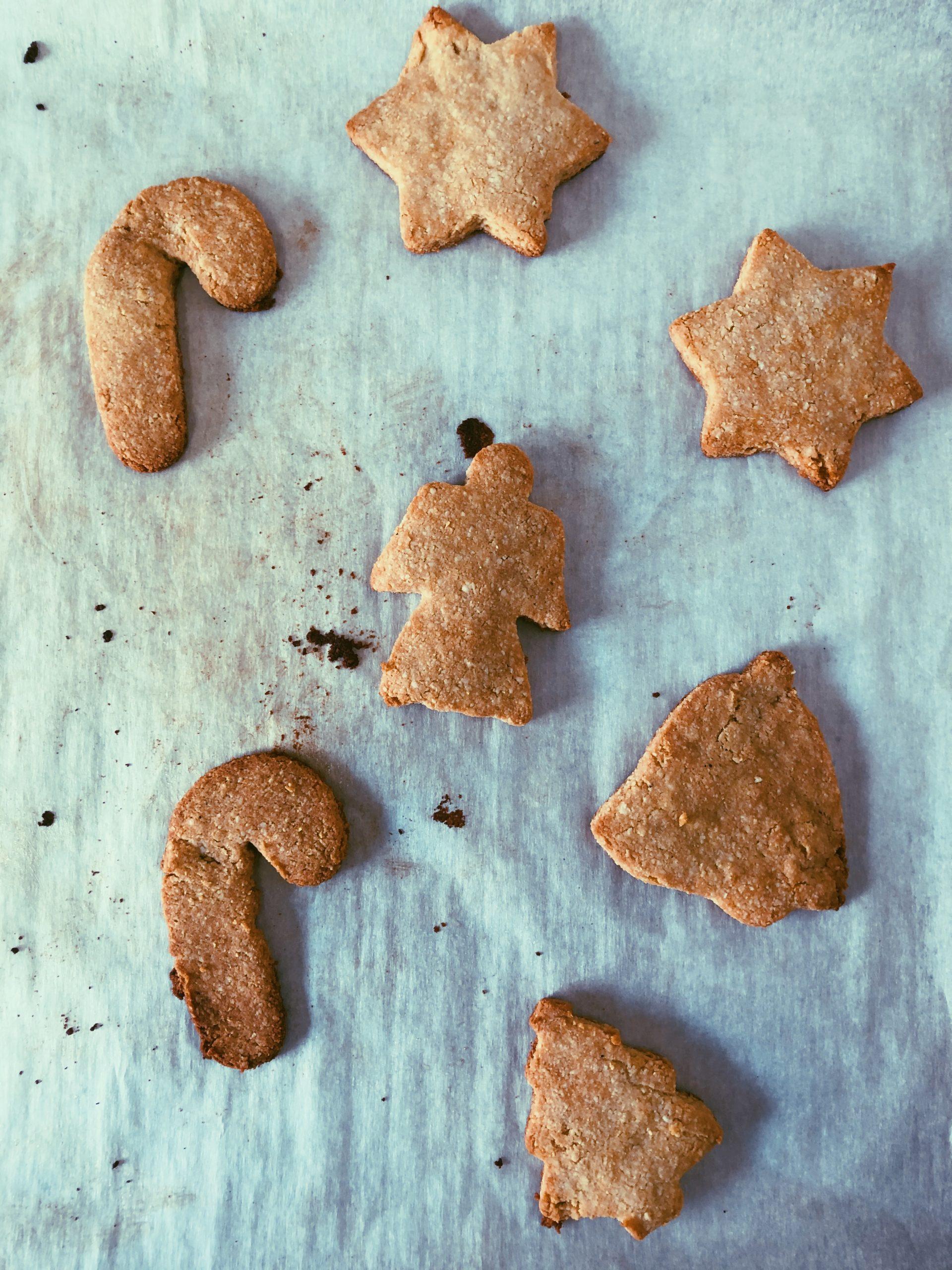 grain free shortbread cookies scd diet