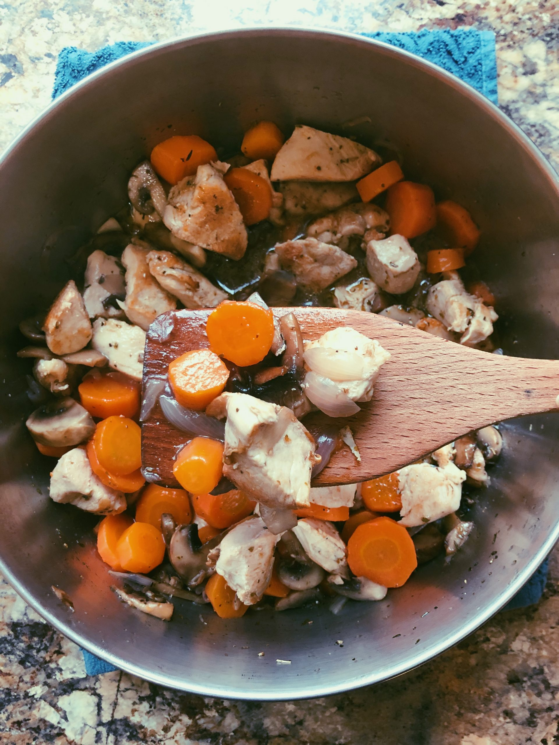 grain free chicken pot pie scd diet
