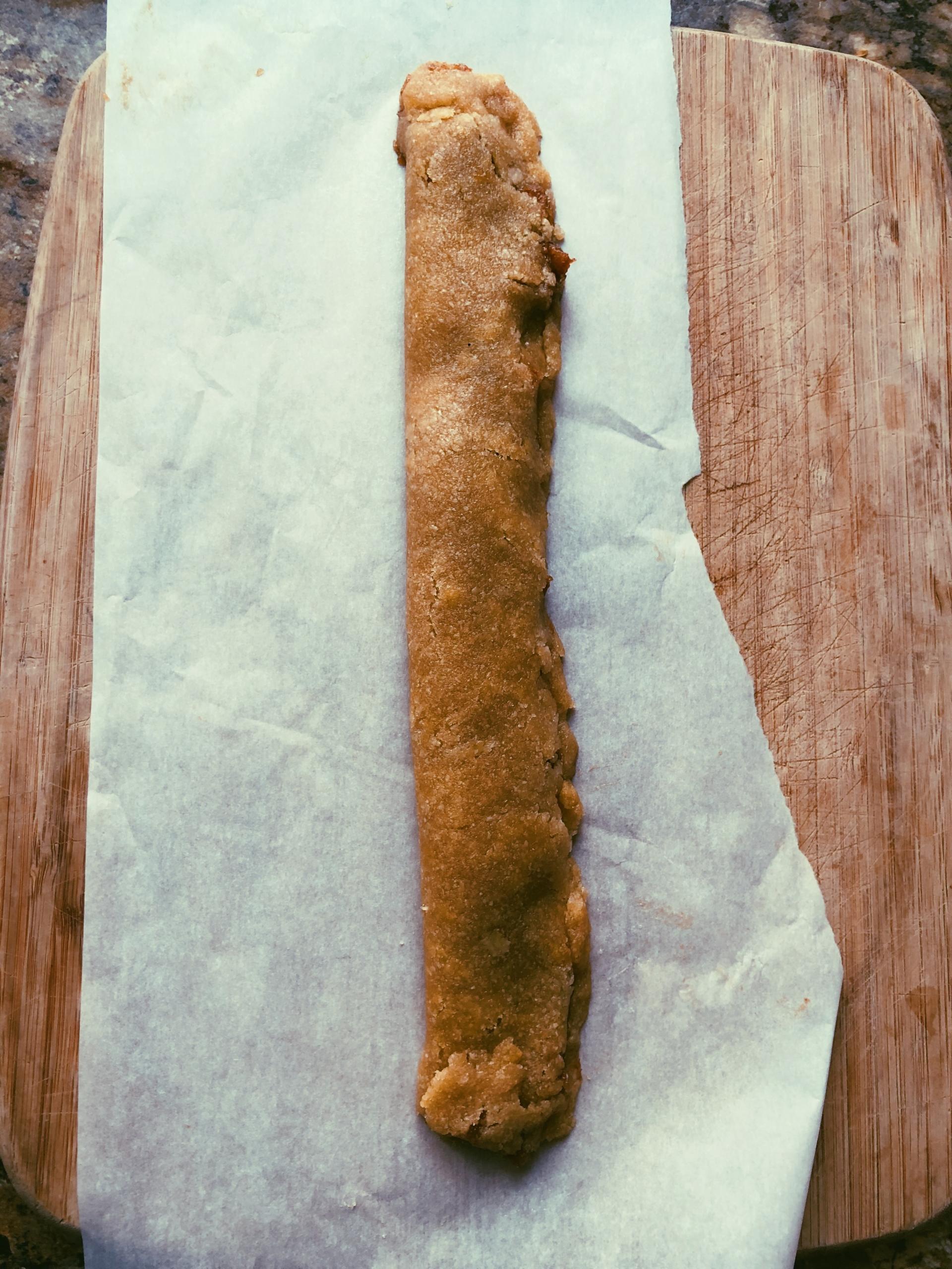 homemade fig newton cookies, grain free, scd diet