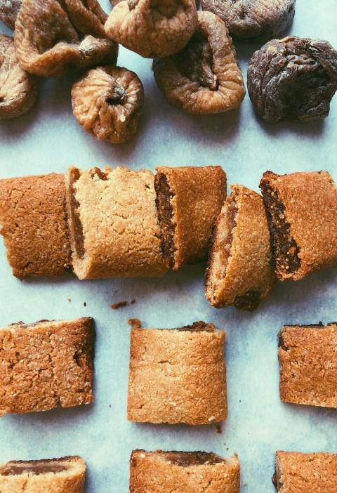 fig newton cookies grain free and scd diet