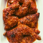 roasted sweet red pepper marinade