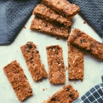 fig & almond granola bars grain free & scd diet