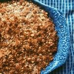 peach strawberry cobbler grain free, scd diet