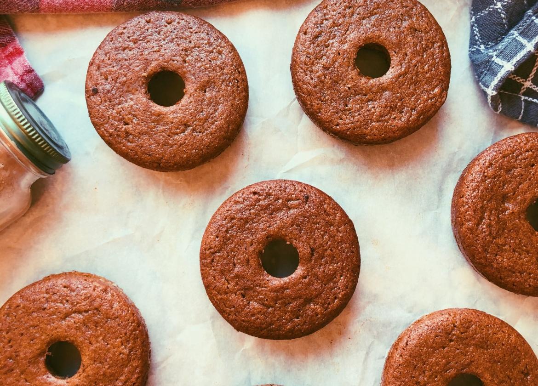 old-fashioned, plain donuts (grain free, scd diet, no refined sugar)