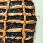 DARK CHOCOLATE CRANBERRY PECAN COOKIES (GRAIN FREE, SCD DIET)