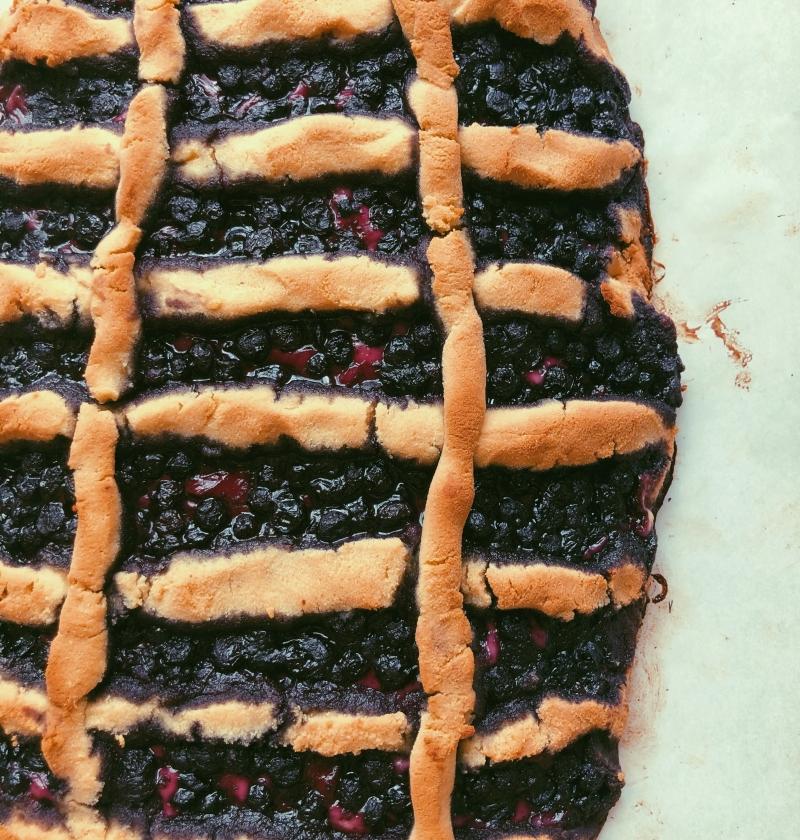 Blueberry cream cheese danish (grain free, scd diet)